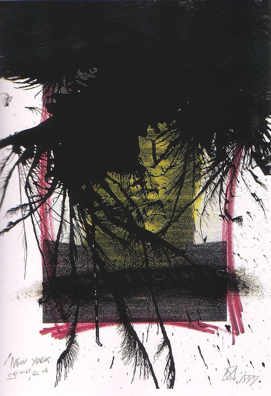 new york 59wst, 44th, 1999, 40x30 cm